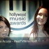 Catya Maré, winner of Hollywood Music in Media Award 2010, Kodak Theater C., Hollywood